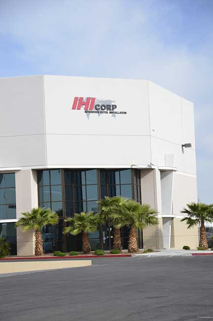 Contact IHI Corp in Las Vegas, NV